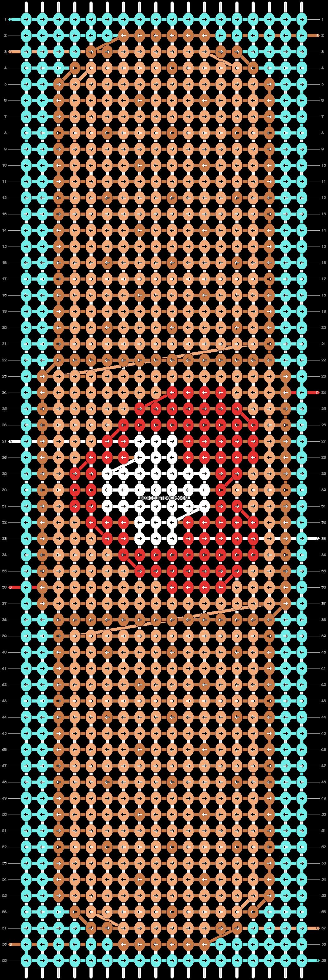 Alpha pattern #32783 pattern