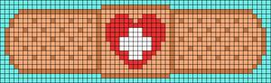 Alpha pattern #32783