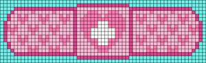 Alpha pattern #32785