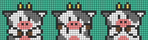 Alpha pattern #32787