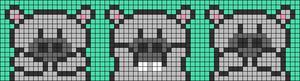 Alpha pattern #32788