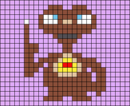 Alpha pattern #32791
