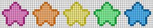 Alpha pattern #32797