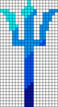Alpha pattern #32801