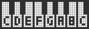 Alpha pattern #32811