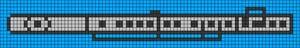Alpha pattern #32812