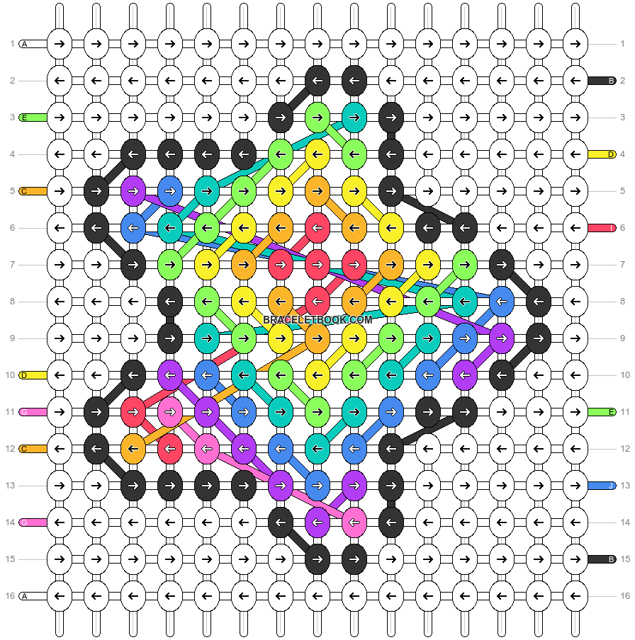 Alpha pattern #32816 pattern