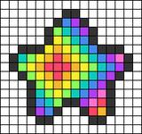 Alpha pattern #32816