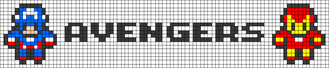 Alpha pattern #32824