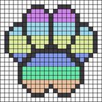 Alpha pattern #32826