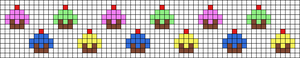 Alpha pattern #32831