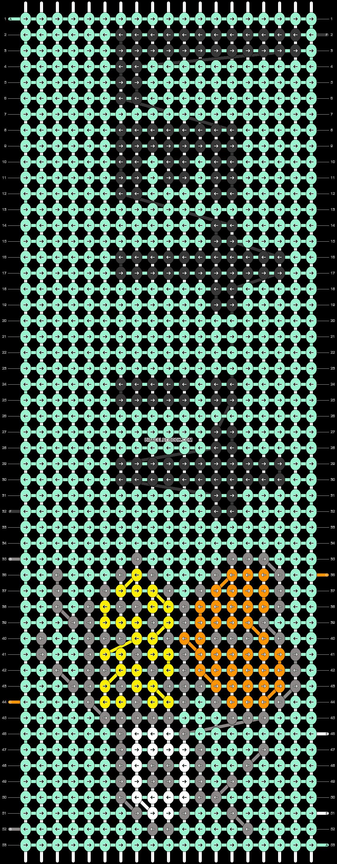 Alpha pattern #32832 pattern
