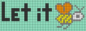 Alpha pattern #32832