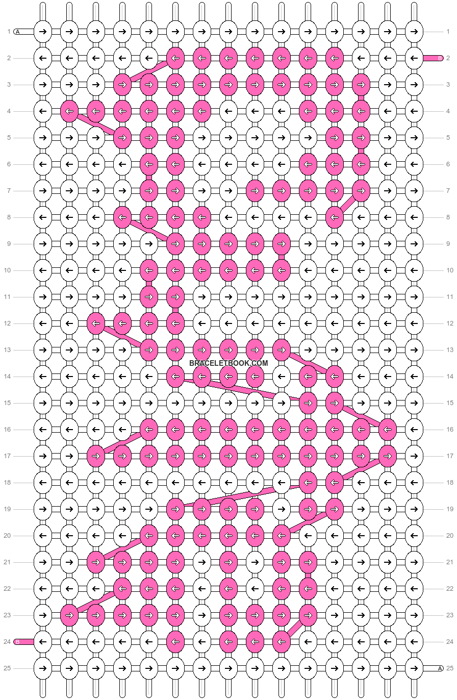 Alpha pattern #32833 pattern