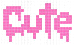 Alpha pattern #32833