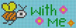 Alpha pattern #32835