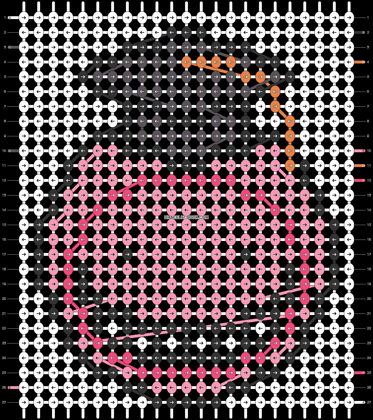 Alpha pattern #32836 pattern