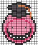 Alpha pattern #32836