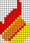 Alpha pattern #32839