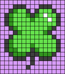 Alpha pattern #32847