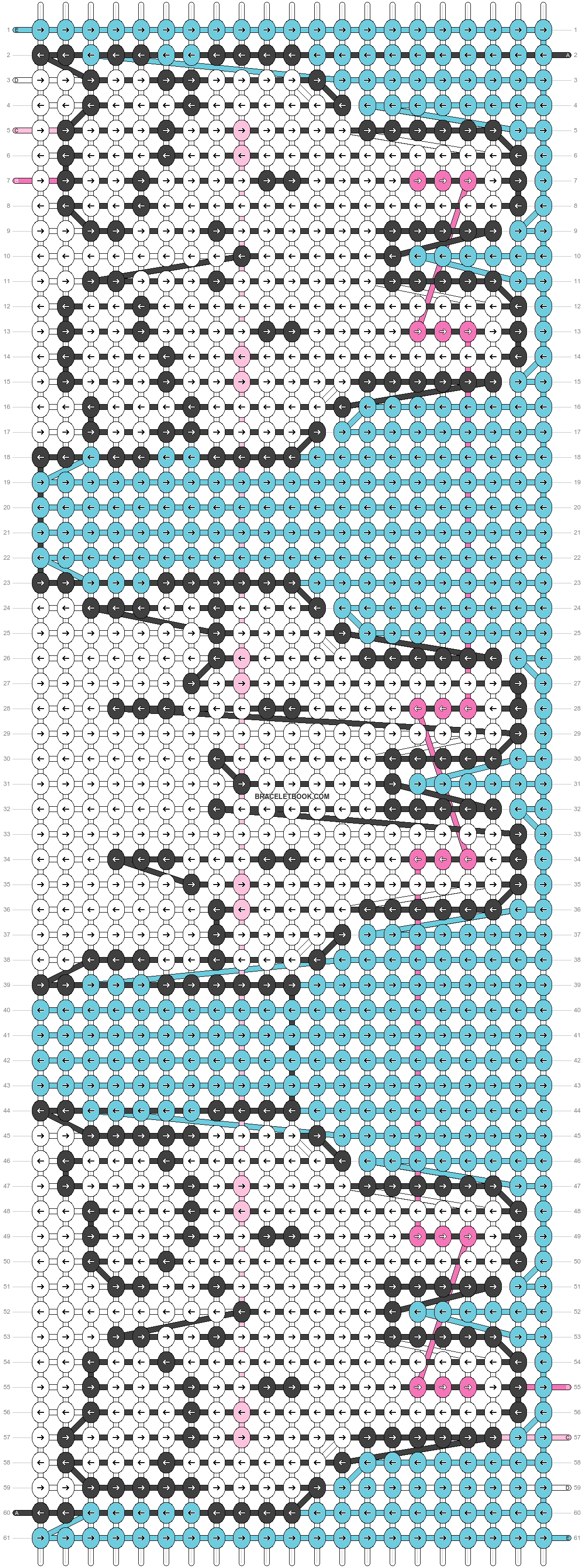 Alpha pattern #32848 pattern