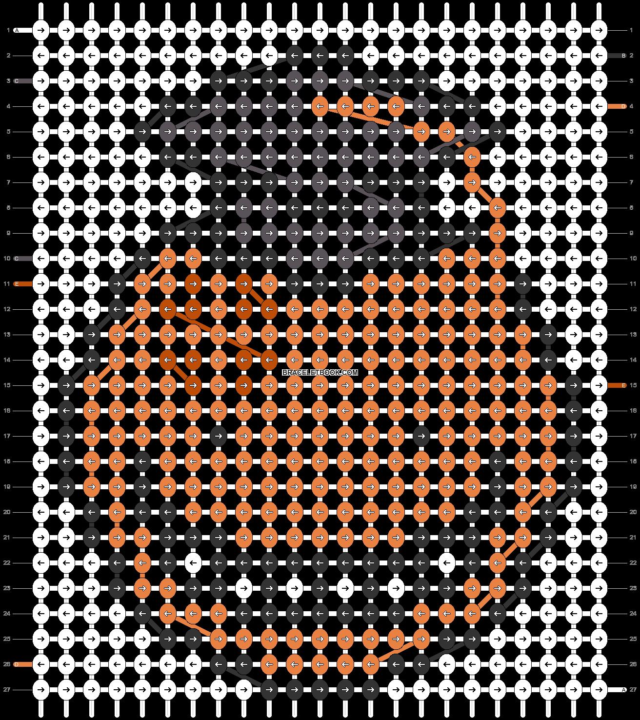 Alpha pattern #32853 pattern