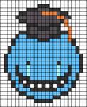 Alpha pattern #32854