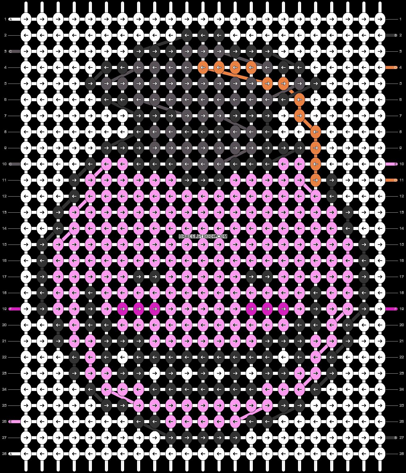Alpha pattern #32855 pattern