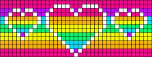 Alpha pattern #32866