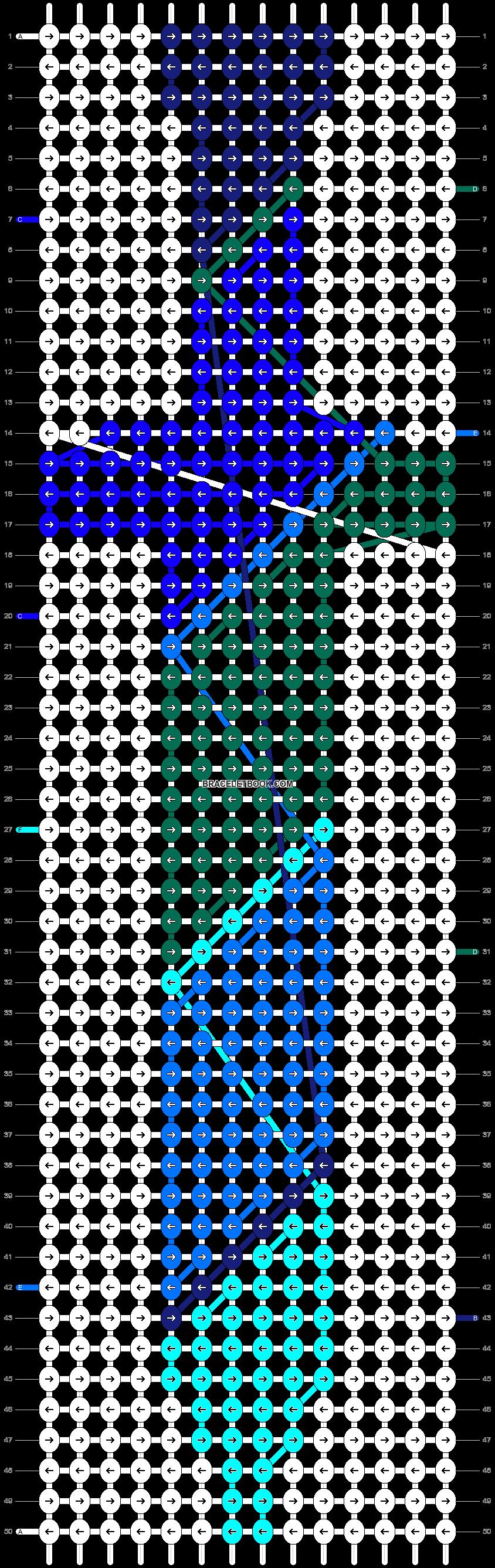 Alpha pattern #32889 pattern