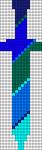 Alpha pattern #32889