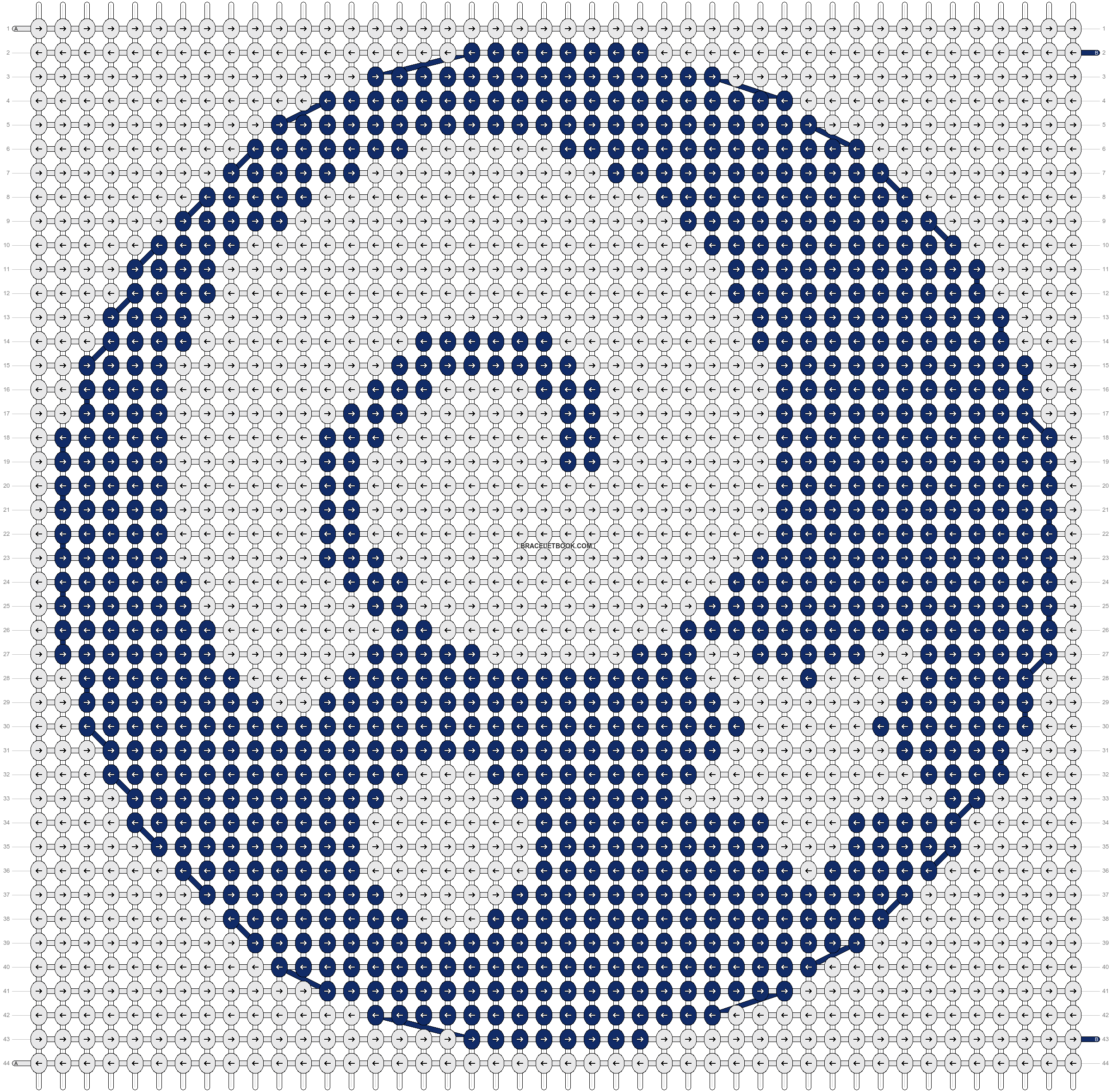 Alpha pattern #32923 pattern