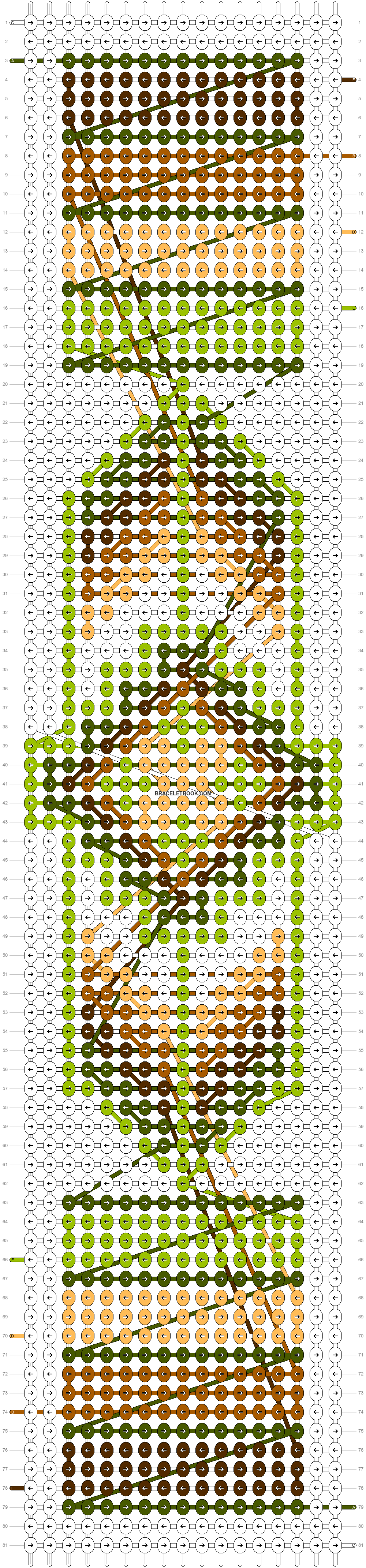 Alpha pattern #32925 pattern