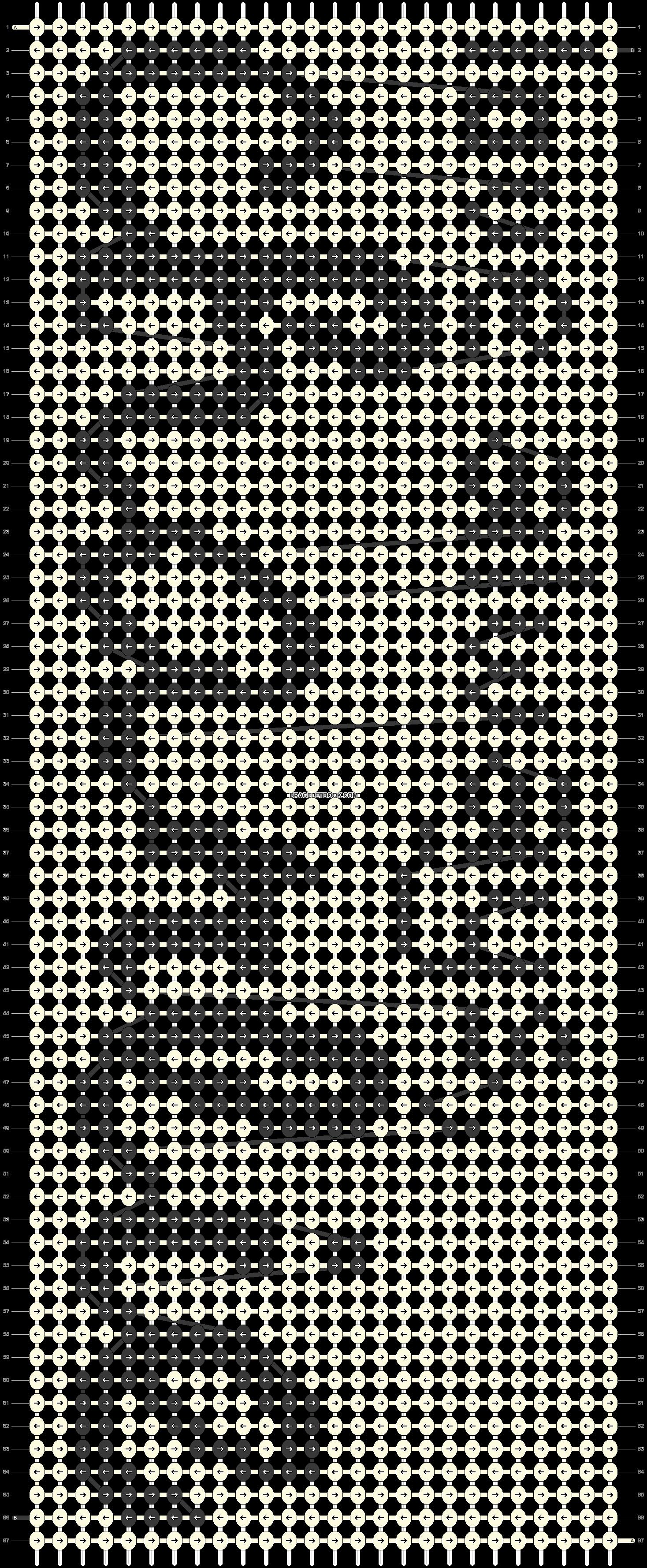 Alpha pattern #32933 pattern