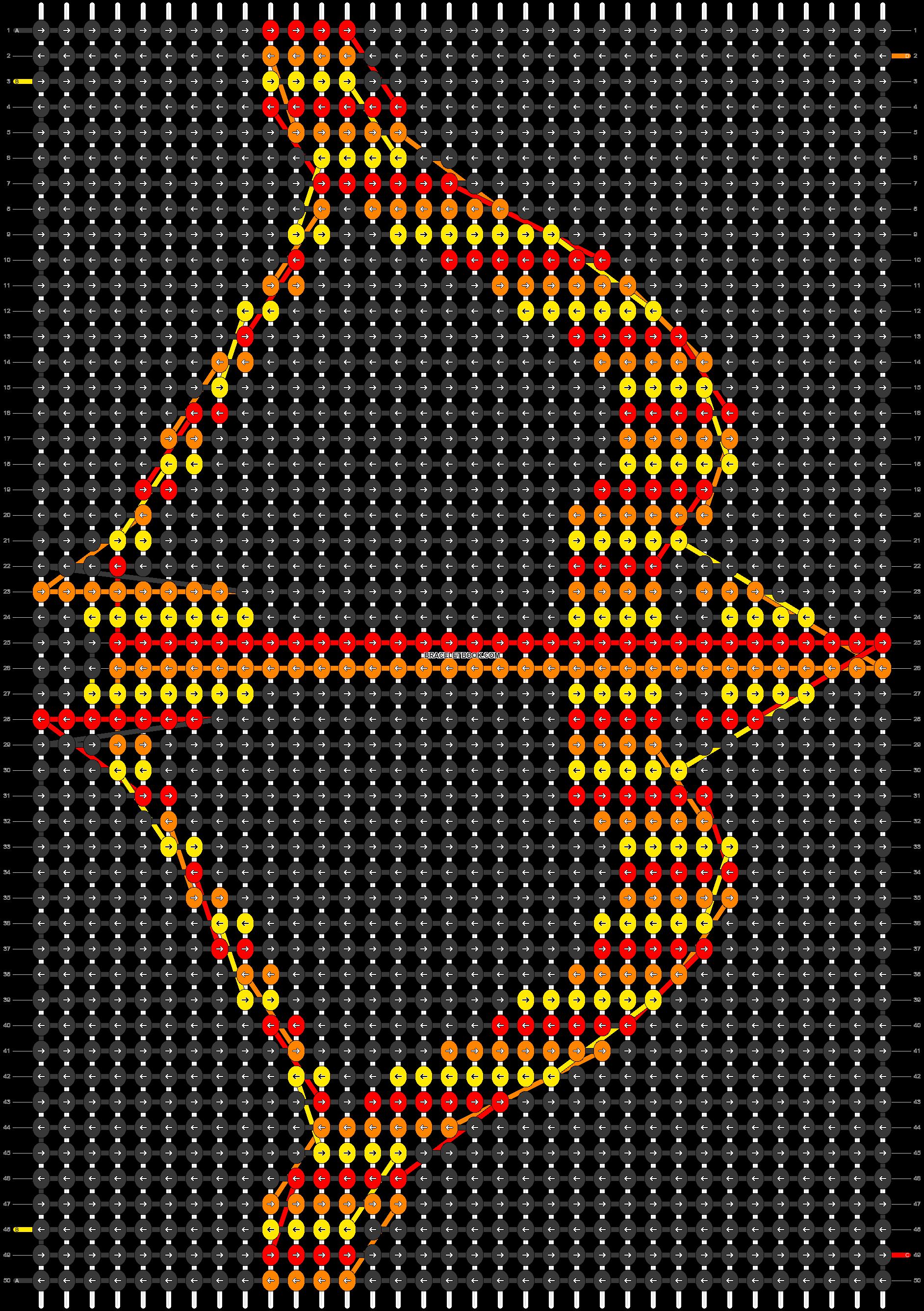Alpha pattern #32935 pattern