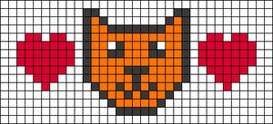 Alpha pattern #32943
