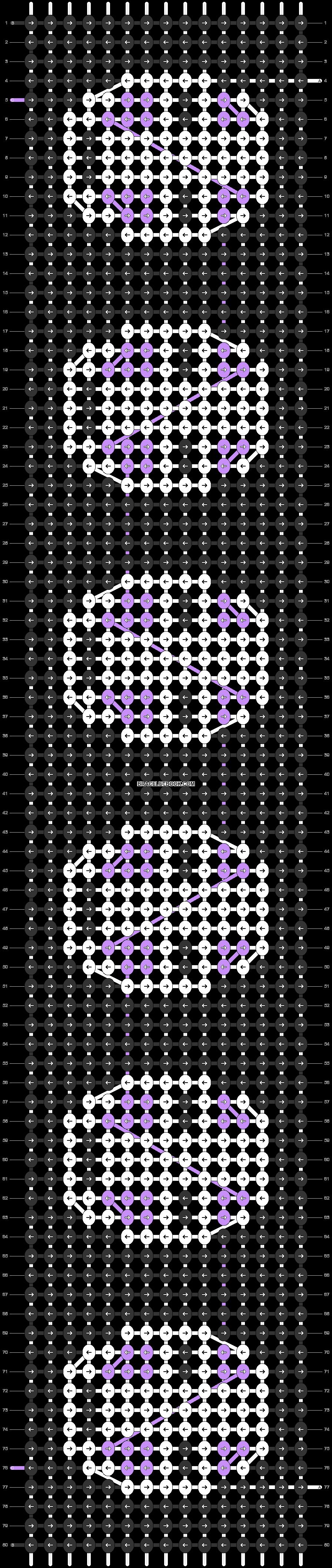 Alpha pattern #32944 pattern