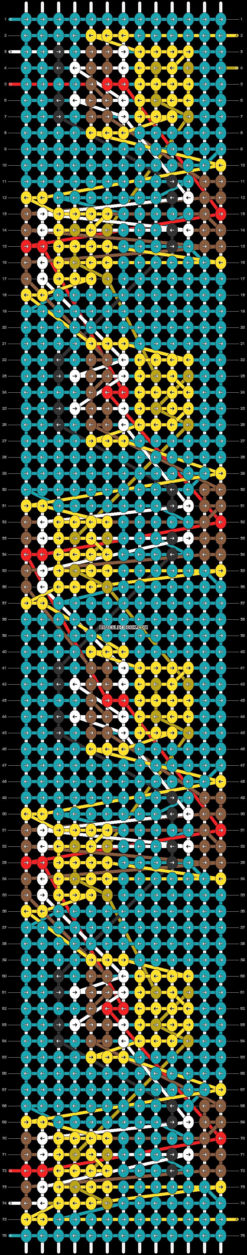 Alpha pattern #32974 pattern