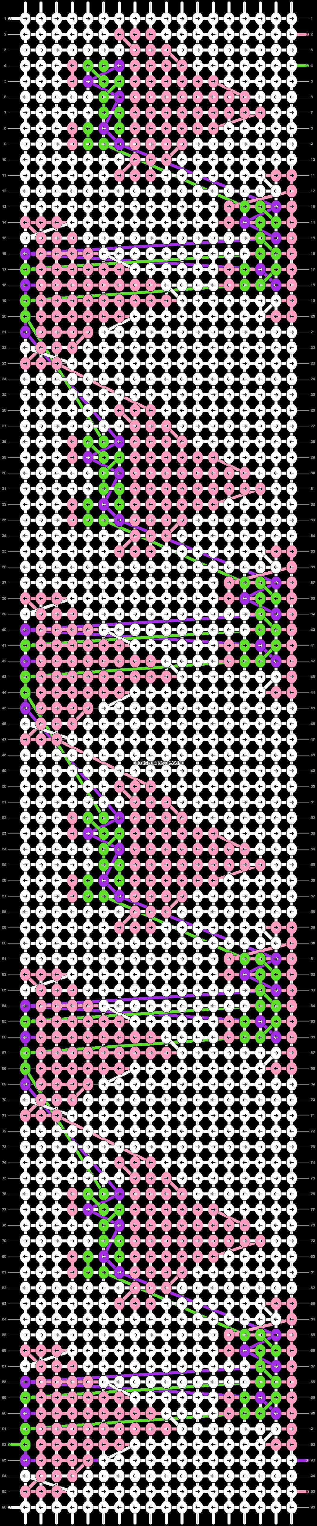 Alpha pattern #32975 pattern