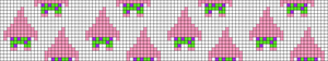 Alpha pattern #32975