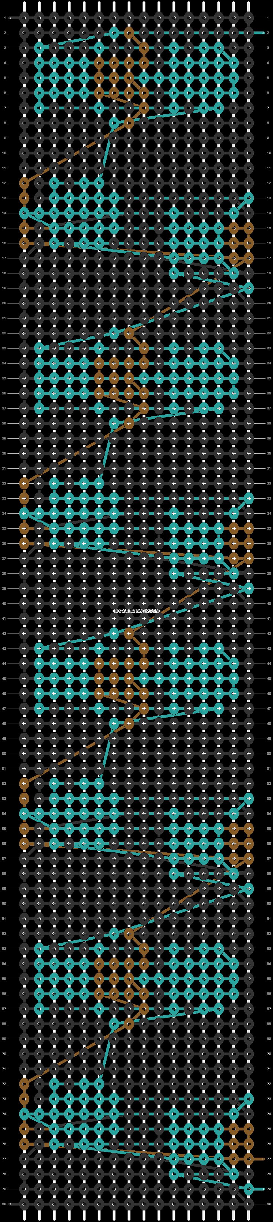 Alpha pattern #32976 pattern