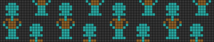 Alpha pattern #32976