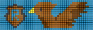 Alpha pattern #32981