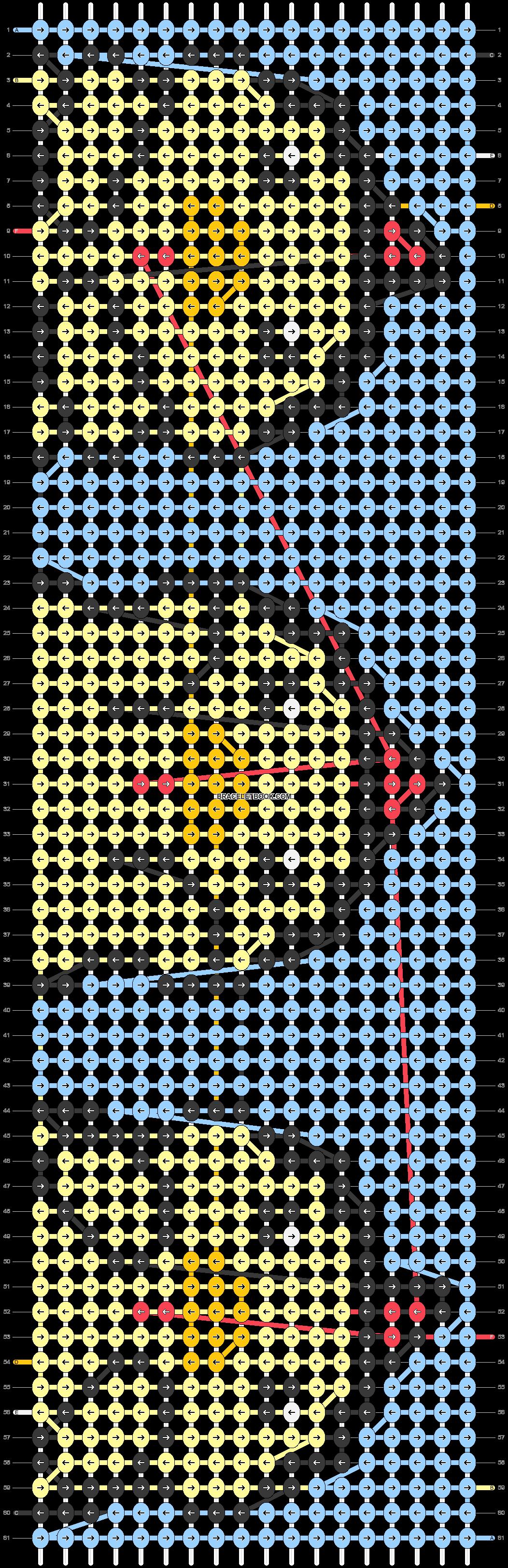 Alpha pattern #32982 pattern