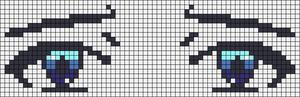 Alpha pattern #32983