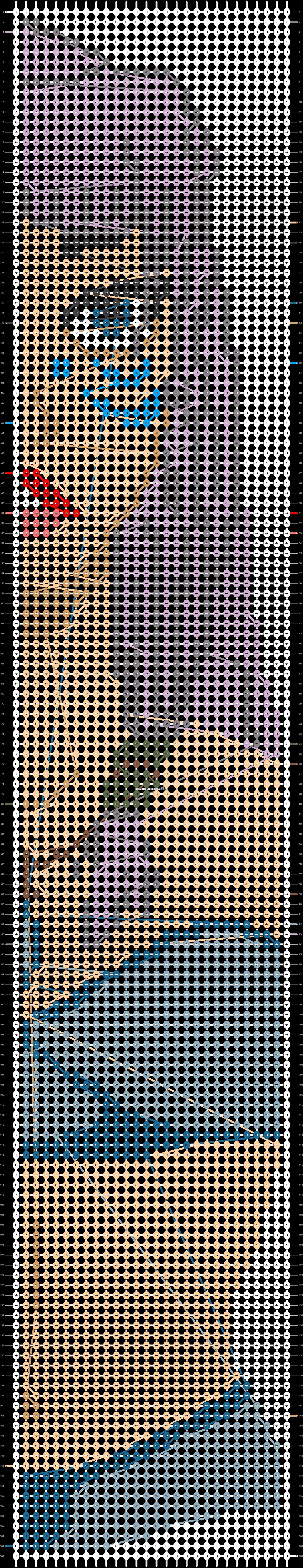 Alpha pattern #32987 pattern