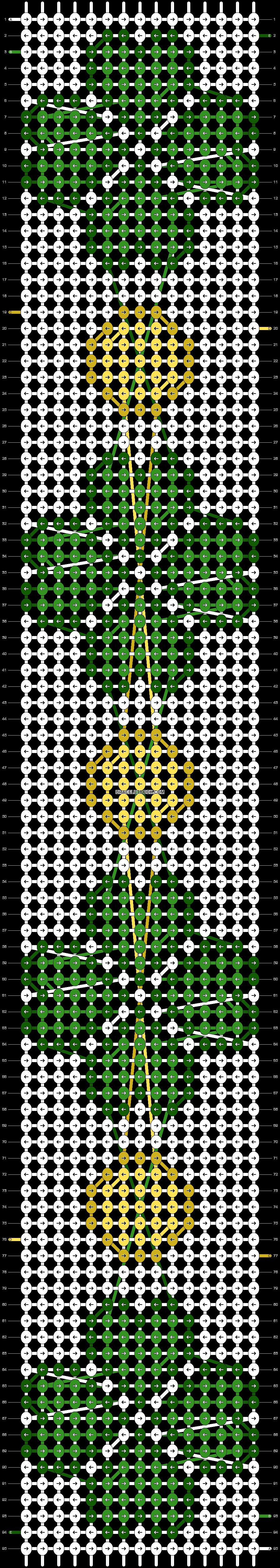 Alpha pattern #32989 pattern
