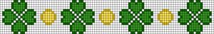 Alpha pattern #32989