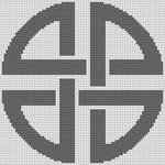 Alpha pattern #33029