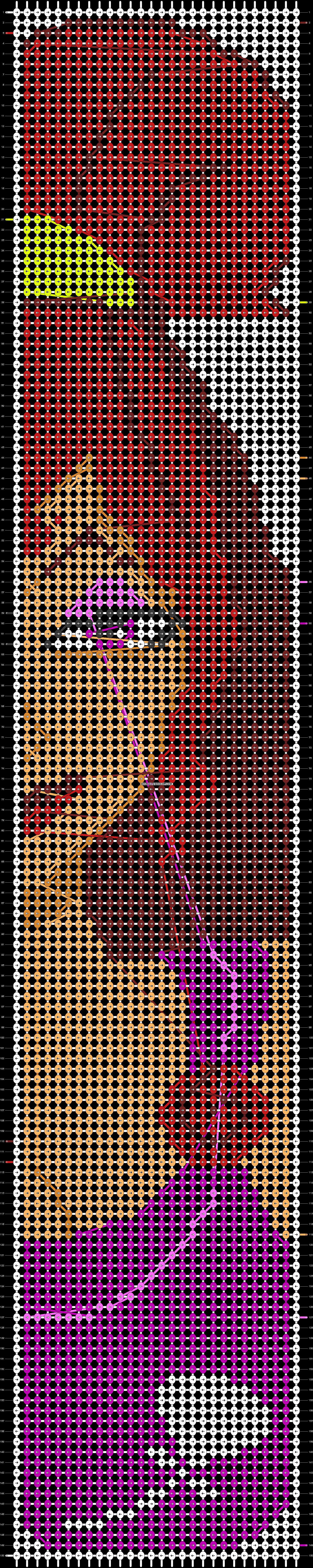 Alpha pattern #33042 pattern